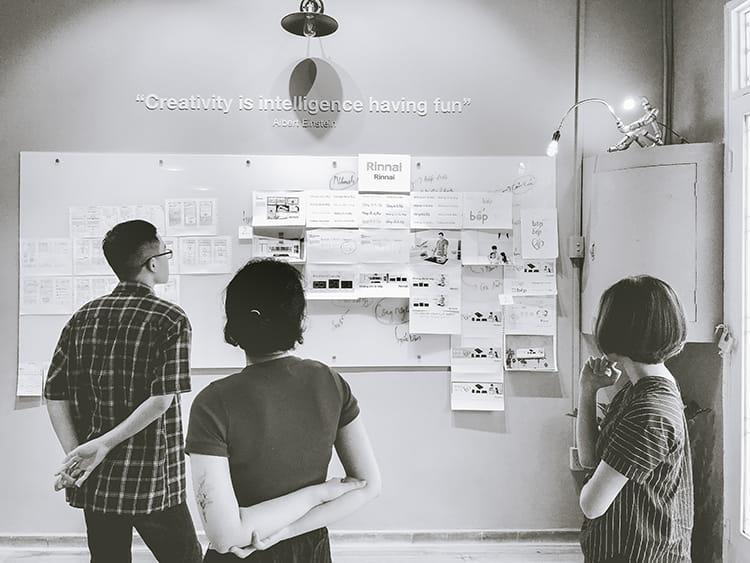 Quy trình thiết kế bộ nhận diện thương hiệu tốt và chuyên nghiệp nhất.