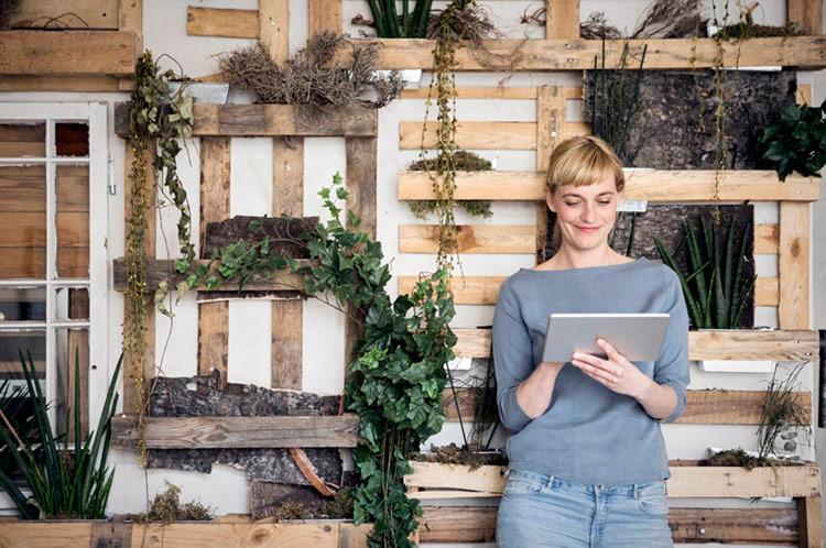 Bạn cần xây dựng môi trường làm việc xanh trước khi xây dựng văn hóa xanh trong doanh nghiệp. Ảnh: Forbes