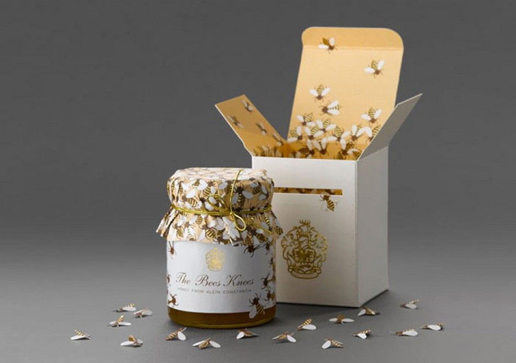 Mẫu bao bì Honey Packaging