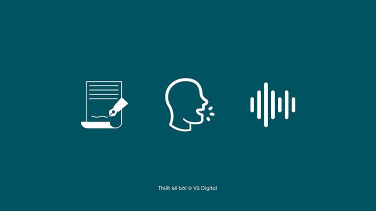 Giọng nói và thông điệp của thương hiệu đóng vai trò quan trọng sự tương tác của thương hiệu với thế giới ngoài kia.