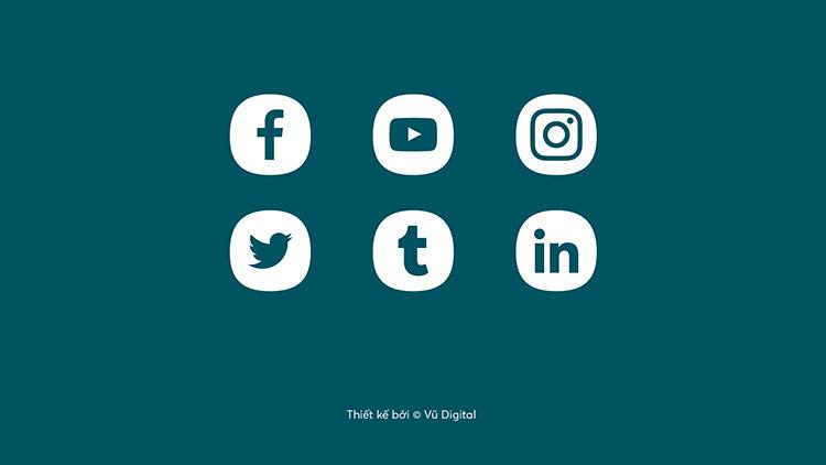 Thông qua mạng xã hội chúng ta dễ dàng tạo lập được tệp khách hàng tiềm năng, khách hàng quan tâm tới thương hiệu và sau đó sử dụng cách chiến thuật biến họ thành khách hàng trung thành.
