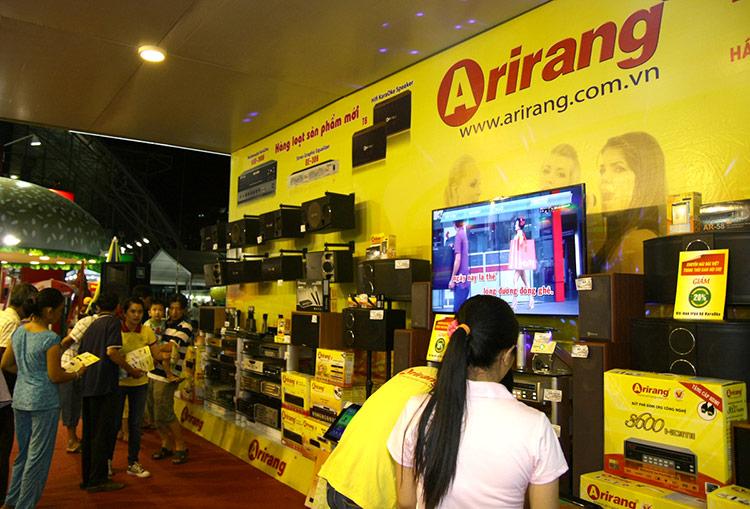 Thương hiệu Arirang từng rất được ưa chuộng trên thị trường, ảnh minh họa.