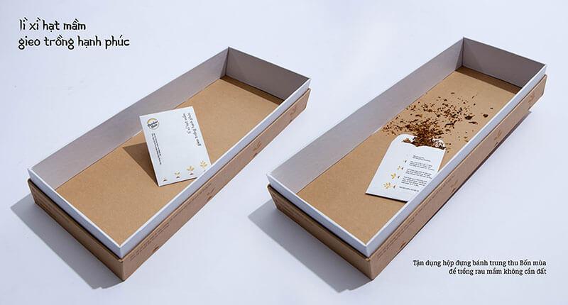 Những ý tưởng thiết kế bao bì vỏ hộp bánh trung thu ấn tượng nhất