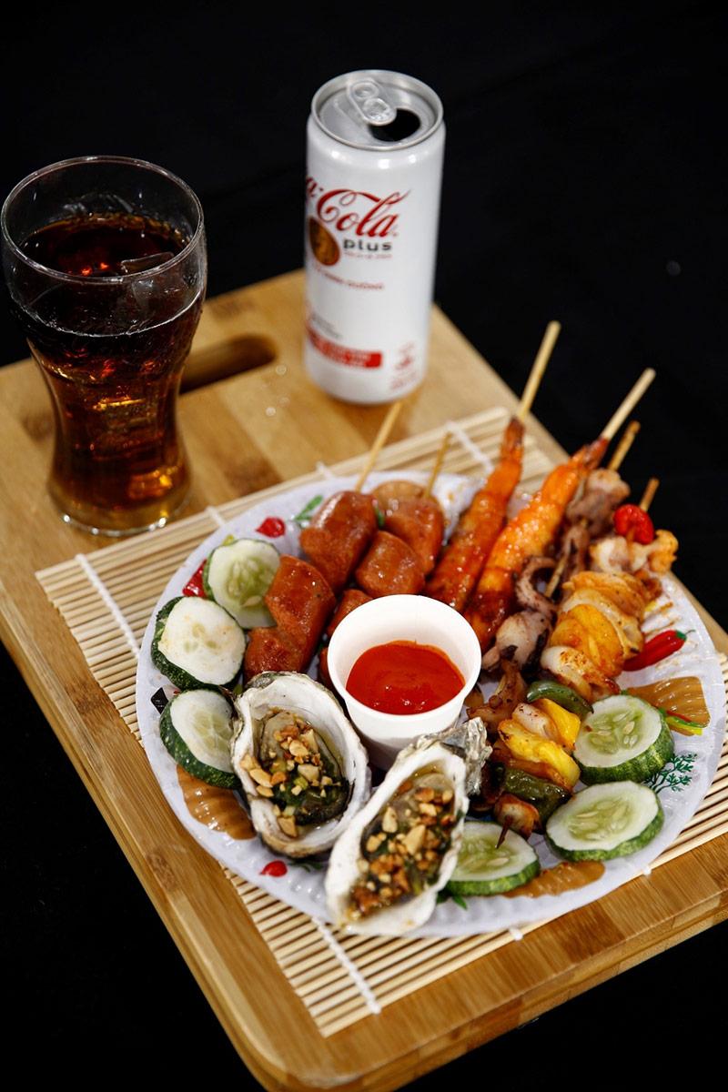 Coca-Cola FOSHU giảm hấp thu chất béo từ đồ ăn.