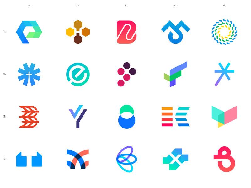 Hành trình thiết kế logo của anh bắt đầu như thế nào?