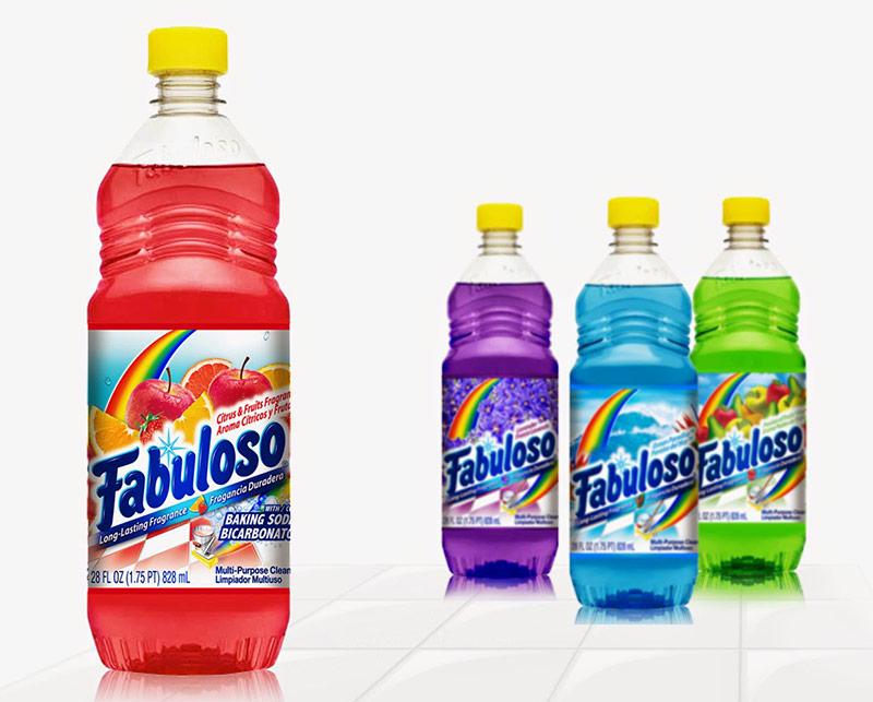 Thiết kế bao bì ở hình trên có màu sắc rất bắt mắt, trông ngon miệng như một loại đồ uống có nguyên liệu từ trái cây thiên nhiên