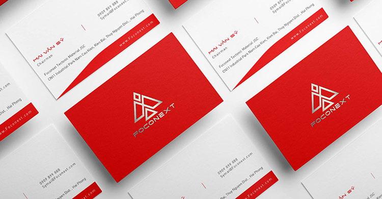 Thiết kế hệ thống nhận diện thương hiệu Foconext