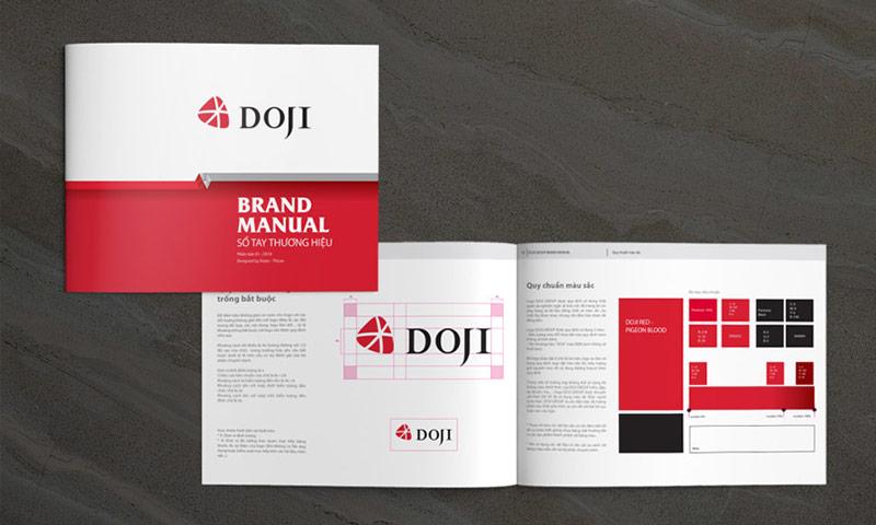 Brand Guide- tài liệu hướng dẫn về hệ thống nhận diện thương hiệu