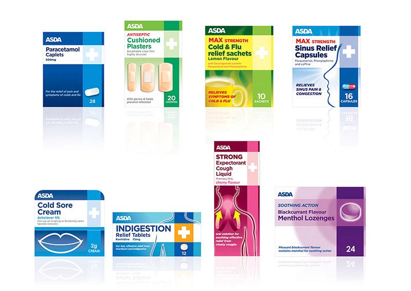Thiết kế bao bì thuốc cần yếu tố phân biệt