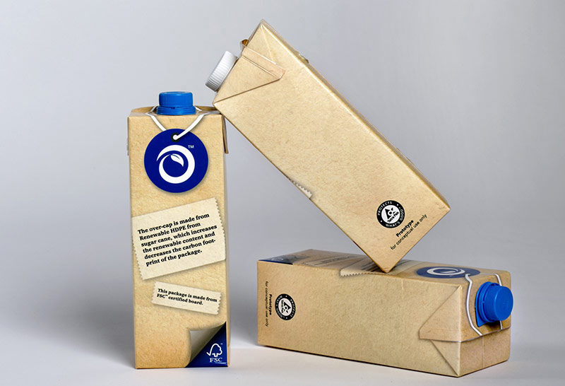 Xu hướng xanh trong thiết kế in ấn bao bì sản phẩm