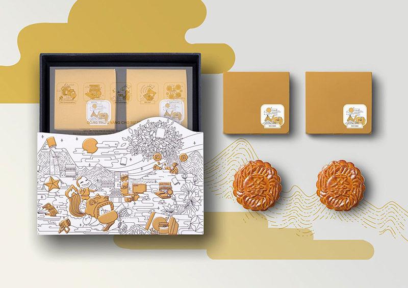Đặc trưng chất liệu trong thiết kế bao bì bánh kẹo