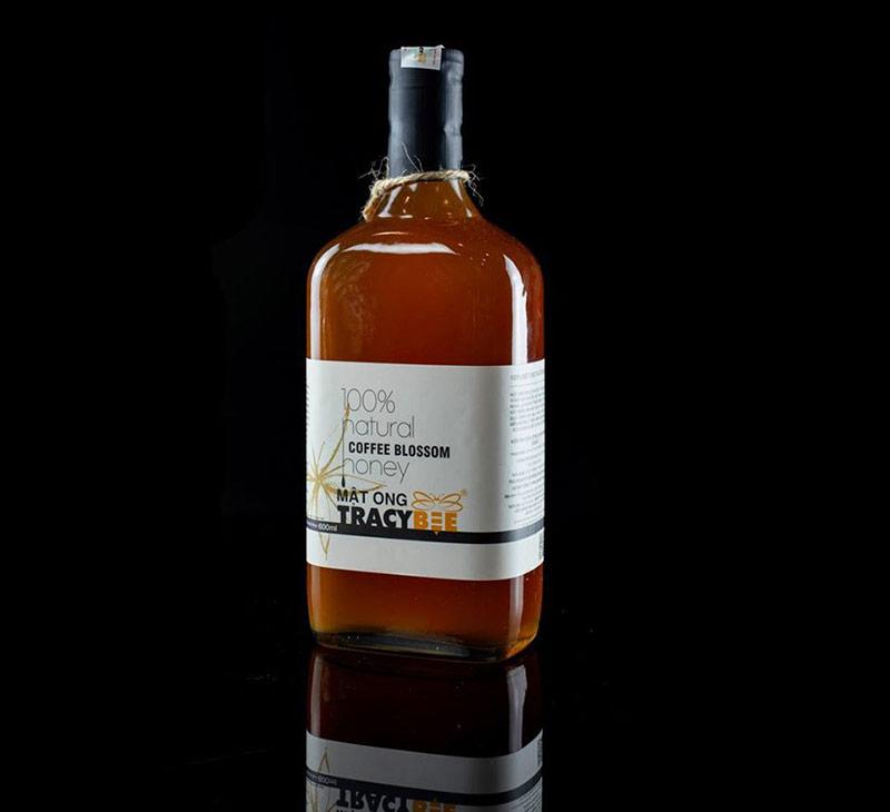 Hình ảnh sản phẩm mật ong TracyBee - Đối tác của Vũ Digital Agency