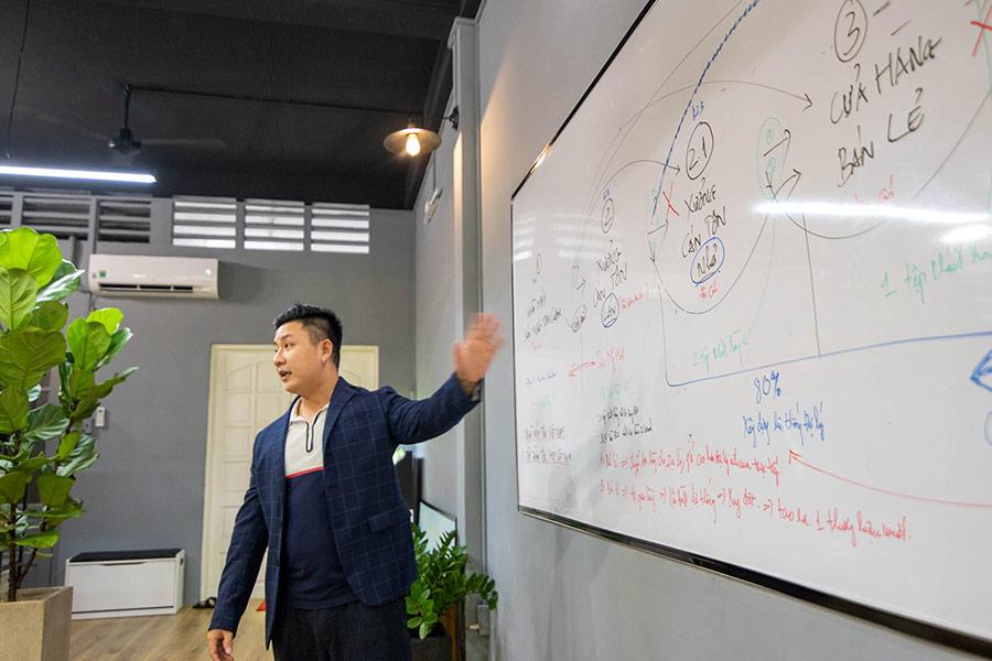 Vũ Digital - Agency tư vấn chiến lược cho một thương hiệu