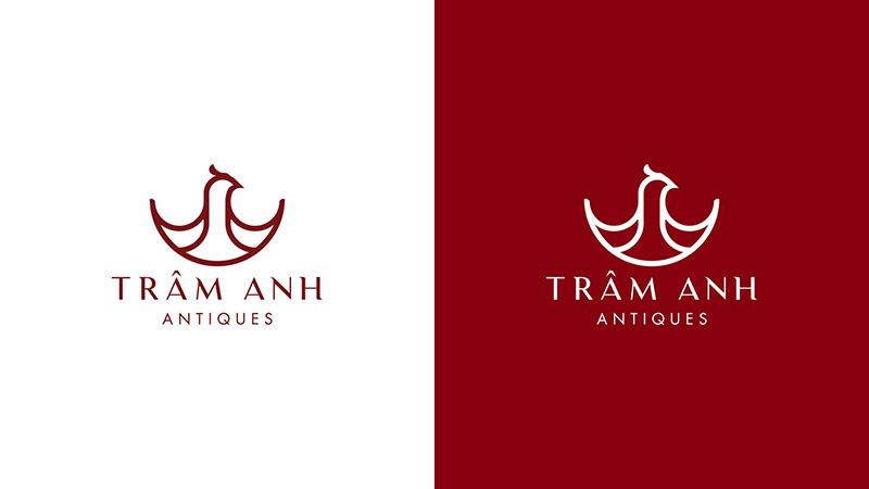 Logo đối tác Trâm Anh Antiques - Thiết kế thương hiệu sản phẩm nổi bật giữa đám đông