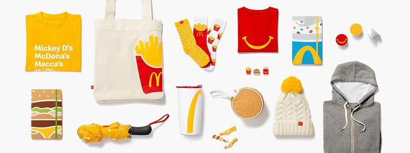 Bộ nhận diện thương hiệu của McDonald's