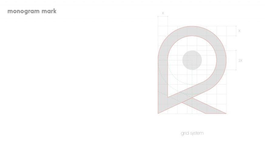 Phác thảo các đường vẽ cho đối tác của Vũ Digital - Agency