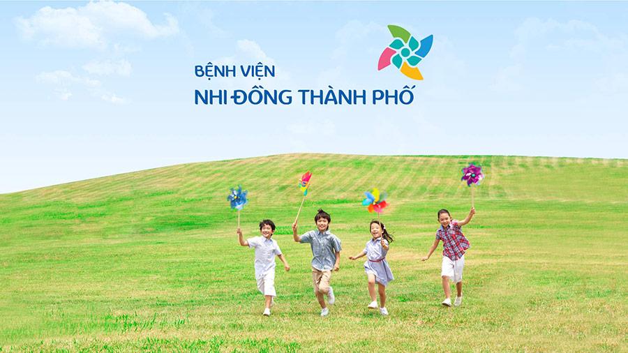 Vũ Digital - Agency thiết kế nhận diện thương hiệu cho Bệnh viện Nhi Đồng TP.HCM