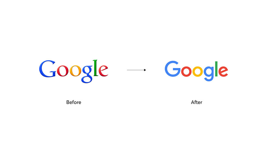 Case study cho tái thiết kế thương hiệu (Rebranding) thông qua thay đổi Brandmark