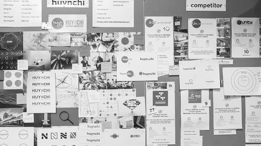 Bảng nghiên cứu thị trường mà Vũ Digital thực hiện với việc vẽ chân dung toàn bộ ngành hàng