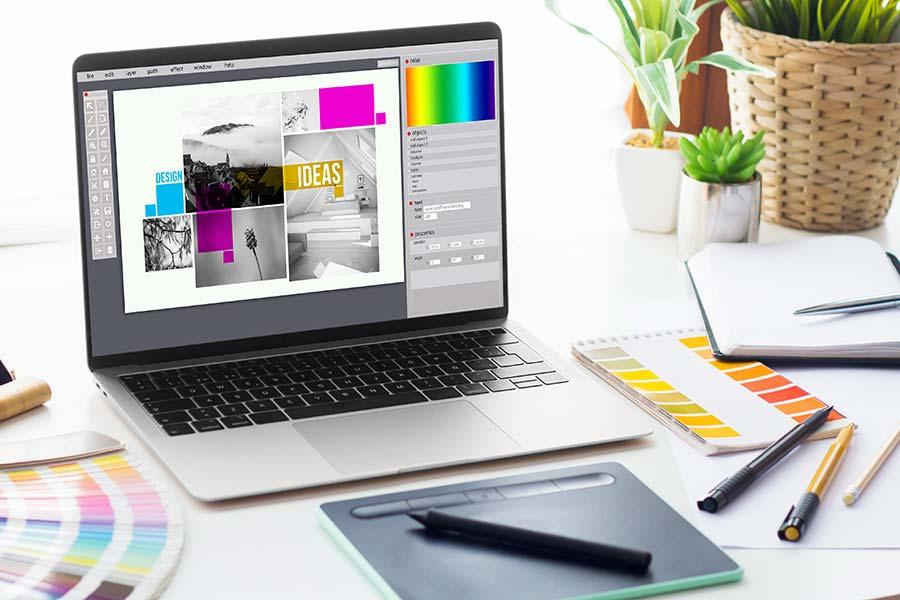màu sắc trong thiết kế thương hiệu