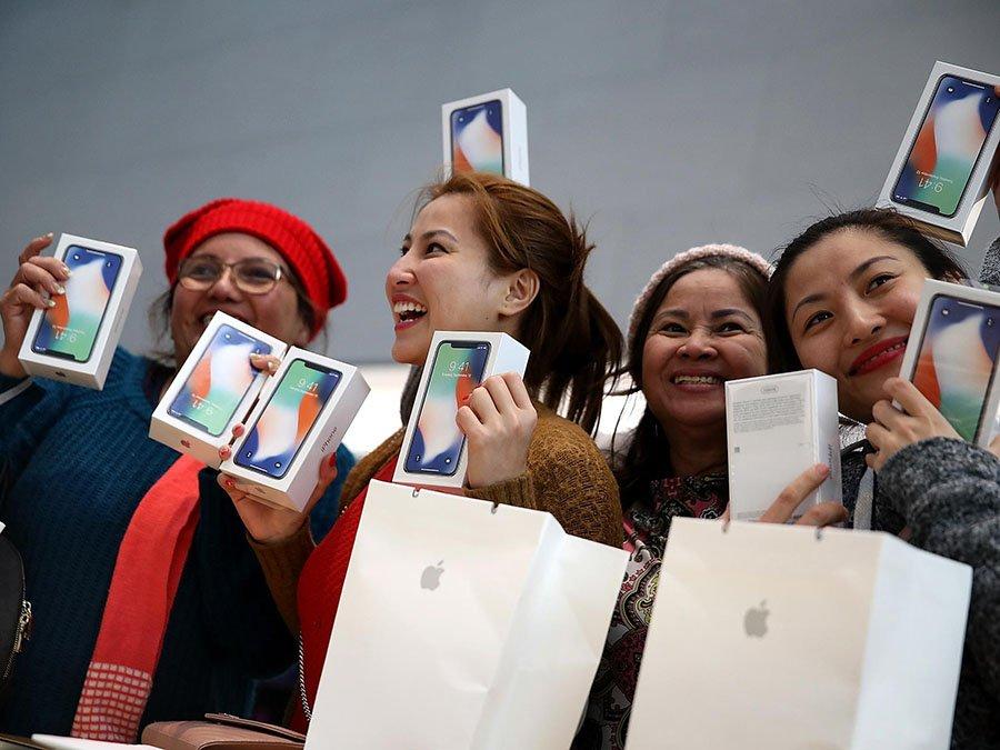 chiến lược thương hiệu của apple