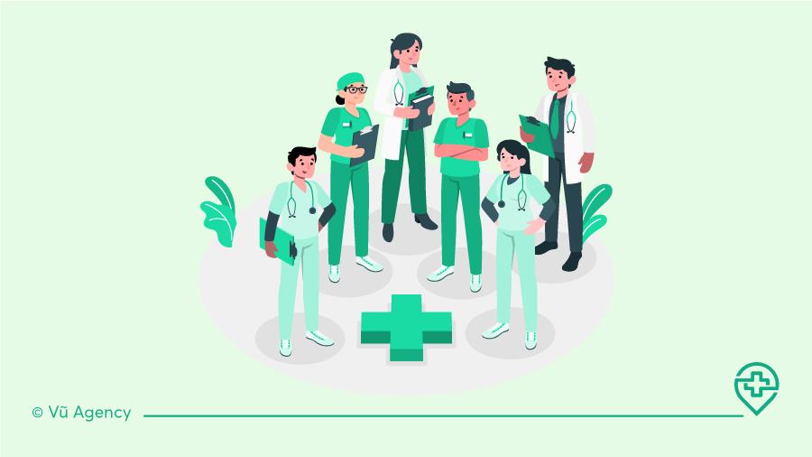thương hiệu bệnh viện