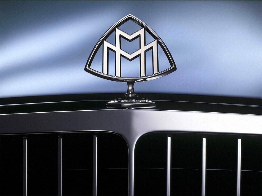 Thiết kế logo Maybach